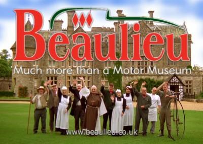 Beaulieu National Motor Museum