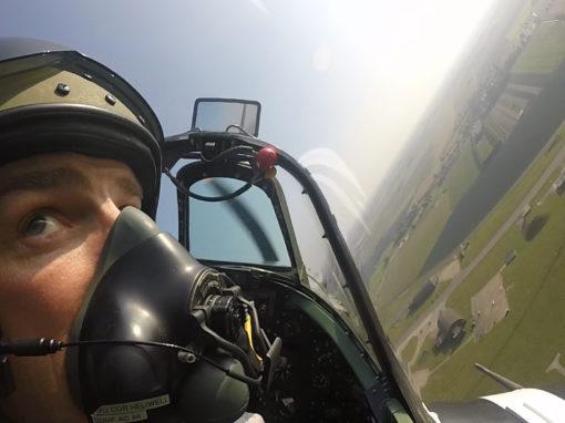 BBMF at RAF Coningsby